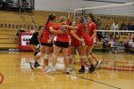Freshman Volleyball Finish Season At City Tourney
