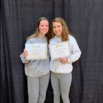Schembre and McCall named Academic All-State