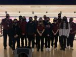 Raider Bowlers Split With Brebeuf!