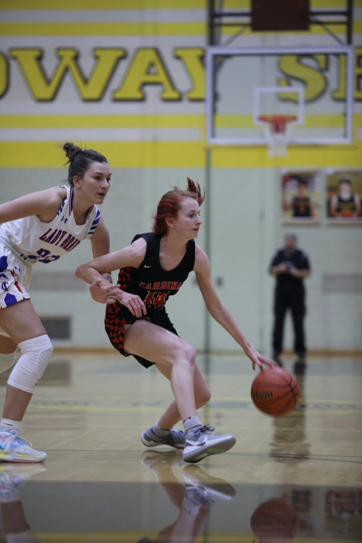 Girls Basketball vs. Indian Creek