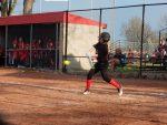 Softball Team Earns First Win Of Season