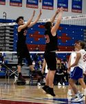 Raider Boy Volleyball Fall To #2 Ranked Roncalli In A Good Battle