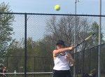 Girls Tennis Hosts Herron