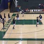 Creekview High School Varsity Basketball falls to Cass High School 35-39