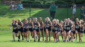 Cross Country Dual Meet At Westminster