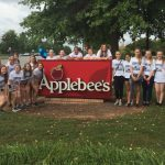 Successful Flapjack Fundraiser at Applebee's