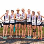 Lady Grizzlies Finish 2nd At State In Cross Country!