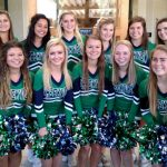 Basketball Cheerleaders are ready for the season!