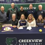 Grizzly Softball Standout Vetula is Heading to Lipscomb University!