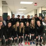 The 2018 Creekview High School State Swim Team