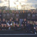 Girls Varsity Soccer beats Sequoyah 1 – 0