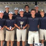 Boys Varsity Golf finishes 2nd place at 6A Golf State Championship