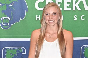 Eryn Hasty…Cherokee County Tennis Player of the Year!
