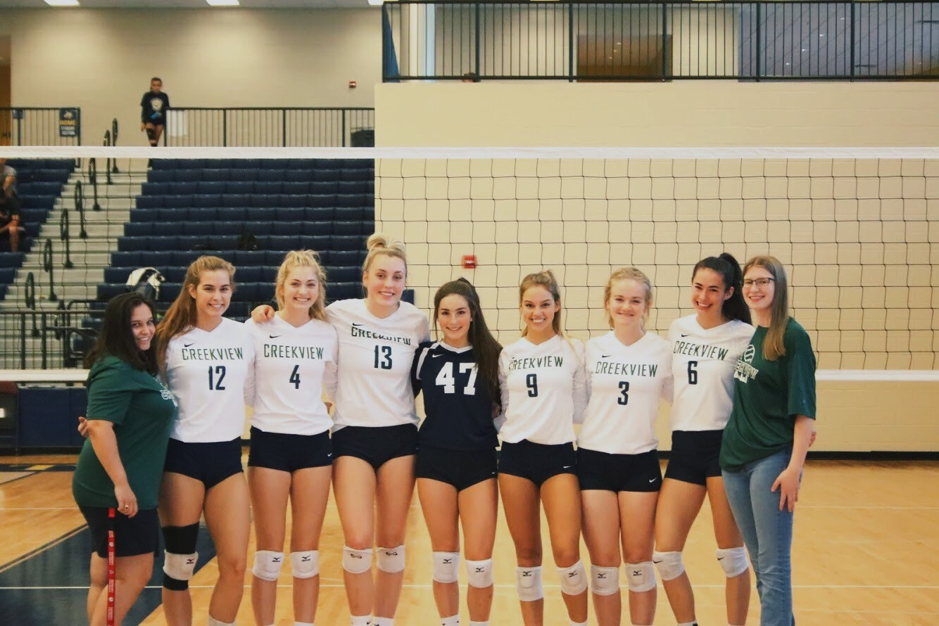 Come join us to celebrate volleyball SENIOR NIGHT this Thursday September 6th @ the Den!!! 5:30 and 7:30pm