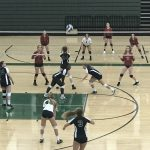 Girls Freshman Volleyball vs Cherokee