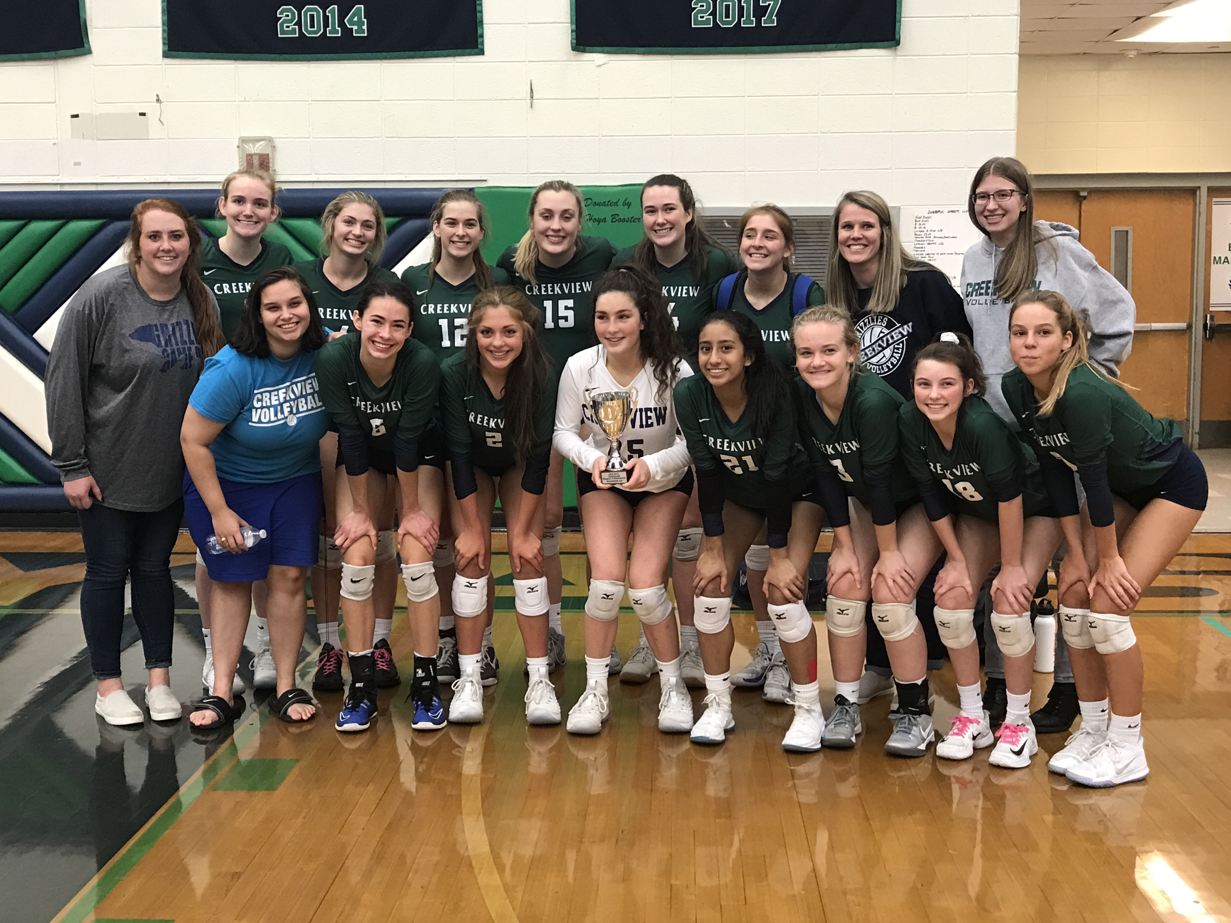 Lady Grizzlies Volleyball Advance to State, after Securing a 2nd Place Finish in Regionals!!!