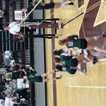 Girls Varsity Volleyball beats Northgate 3 – 0