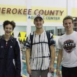 Boys Varsity Swimming finishes 2nd at Relay Meet Last Friday