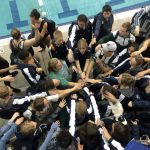 Girls Varsity Swimming Finishes 2nd at Relay Meet Last Friday