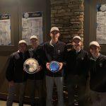 Boys Varsity Golf finishes 1st place at Michael Diem Invitational