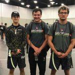 Four Grizzlies Compete For Team Georgia in USMC 16U/Junior Nationals!