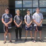 Four Grizzlies Compete for Team Georgia in Fargo!