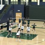 Girls Junior Varsity Volleyball beats Cambridge 2 – 0