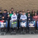 Grizzly Wrestlers Help Out