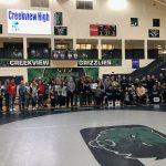 Varsity Wrestling beats Etowah 76 – 3