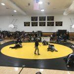 Varsity Wrestling beats Sequoyah 49 – 19