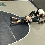 Varsity Wrestling beats Harrison 58 – 18