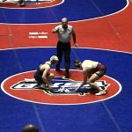 Varsity Wrestling beats South Paulding 56 – 17