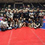 Varsity Wrestling beats Cambridge 35 – 30