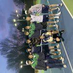 Boys Varsity Tennis takes down West Forsyth
