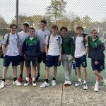 Boys Varsity Tennis sweeps Sprayberry 5 – 0