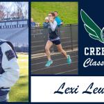 Creekview Track and Field Senior Spotlight – Lexi Lewitt