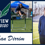 Creekview Track and Field Senior Spotlight – Ethan Dirrim
