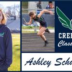 Creekview Track and Field Senior Spotlight – Ashley Schwerzler