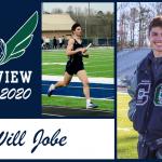Creekview Track and Field Senior Spotlight – Will Jobe