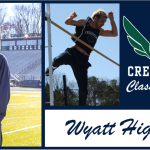 Creekview Track and Field Senior Spotlight – Wyatt Higgins