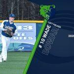 Creekview Baseball Senior Spotlight- #10 Wade Bowar
