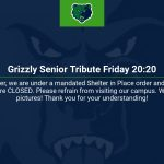Grizzly Tribute 8:20 Tonight