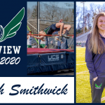 Creekview Track and Field Senior Spotlight – Sarah Smithwick
