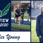 Creekview Track and Field Senior Spotlight – Alex Young