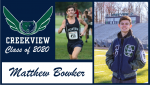 Creekview Track and Field Senior Spotlight – Matthew Bowker