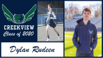 Creekview Track and Field Senior Spotlight – Dylan Rudeen