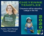 Cheyenne Temples – Senior Spotlight