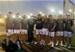 Boys Varsity Tennis beats Etowah 3 – 1