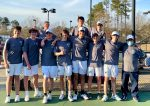 Boys Varsity Tennis beats Cherokee 4 – 1