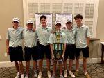 Boys Varsity Golf are County Champions!!!